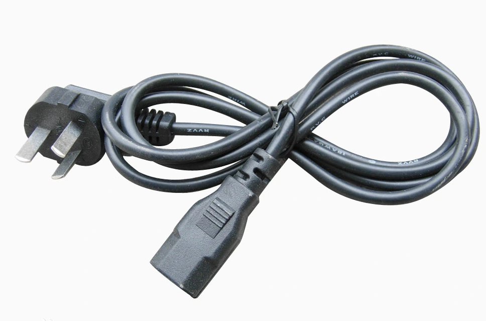 Structure of power cord