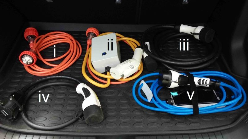 The essential electric vehicle traveller's kit