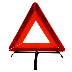 Warning Triangle ECE R27 European Standard