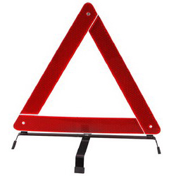 Roadside Emergency Warning Triangle