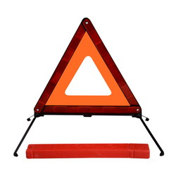 Car Warning Safety Reflector Triangle with E -Mark