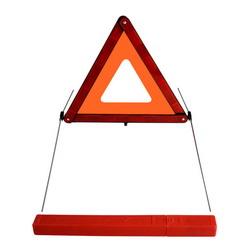 Vehicle Reflective Warning Triangle With E-MARK