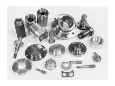 Several types of parts can be finished well by CNC machining