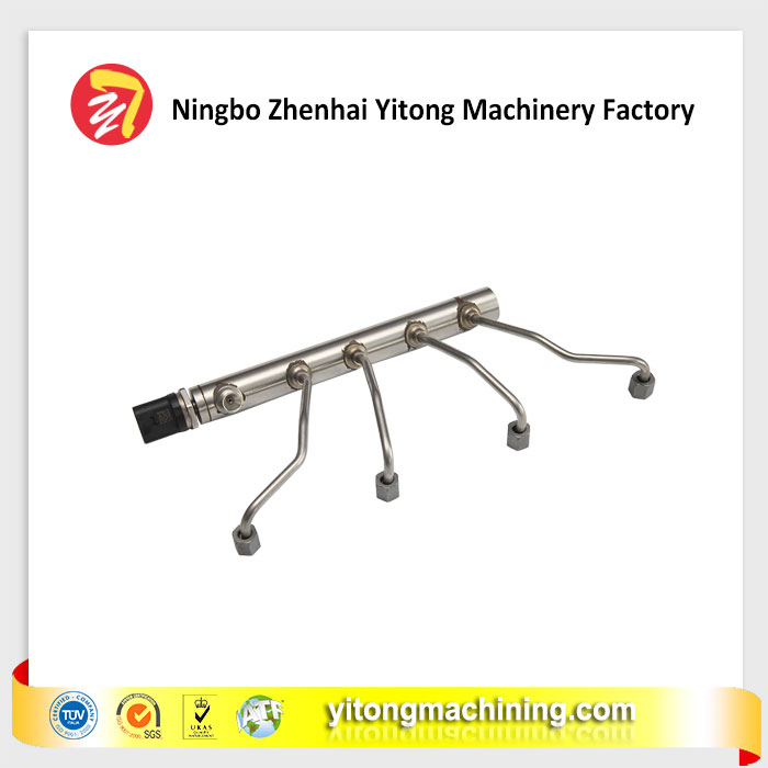 Machining Fuel Injection Tube