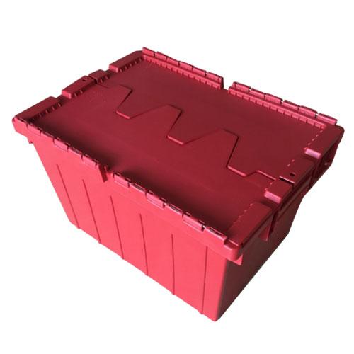 Stor Plast behållare Plast Hopfällbar Hopfällbar Vegetabiliska behållare