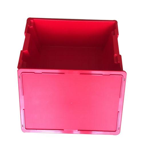 transportasyon ug pagpadala makit-an asul plastik crate kahon