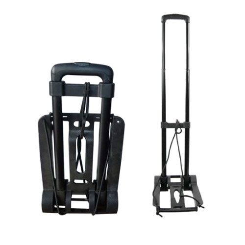 Foldable Heavy-duty Plastic Luggage cart
