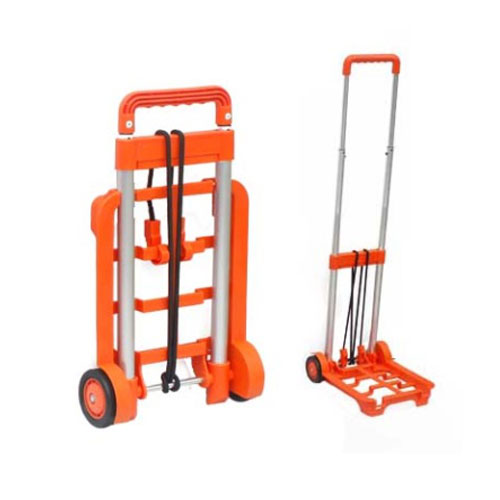 Foldable Luggage Cart For Luggage Carrying