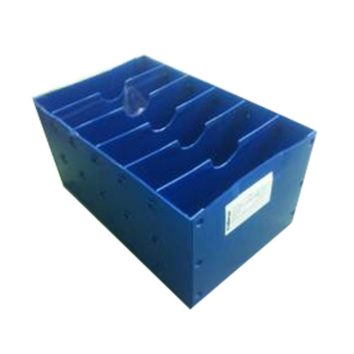 Plastic Corrugated Boxes Mail Trays
