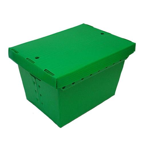 Polypropylene pp corrugated bin