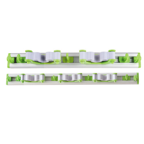 Aluminium Rail Storage Holder Rubber Grippers with Hanger