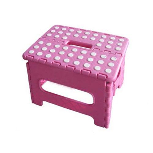 Plastický Skládací Krok Stolice Přenosný Malý Skládací Židle Venkovní Kempování Skládací Stolice