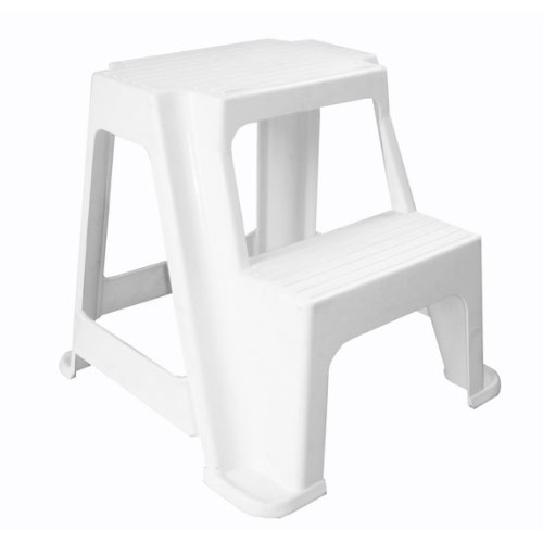 Portable Anti-slip Training 2 Step Plastic Step Stool for Kids