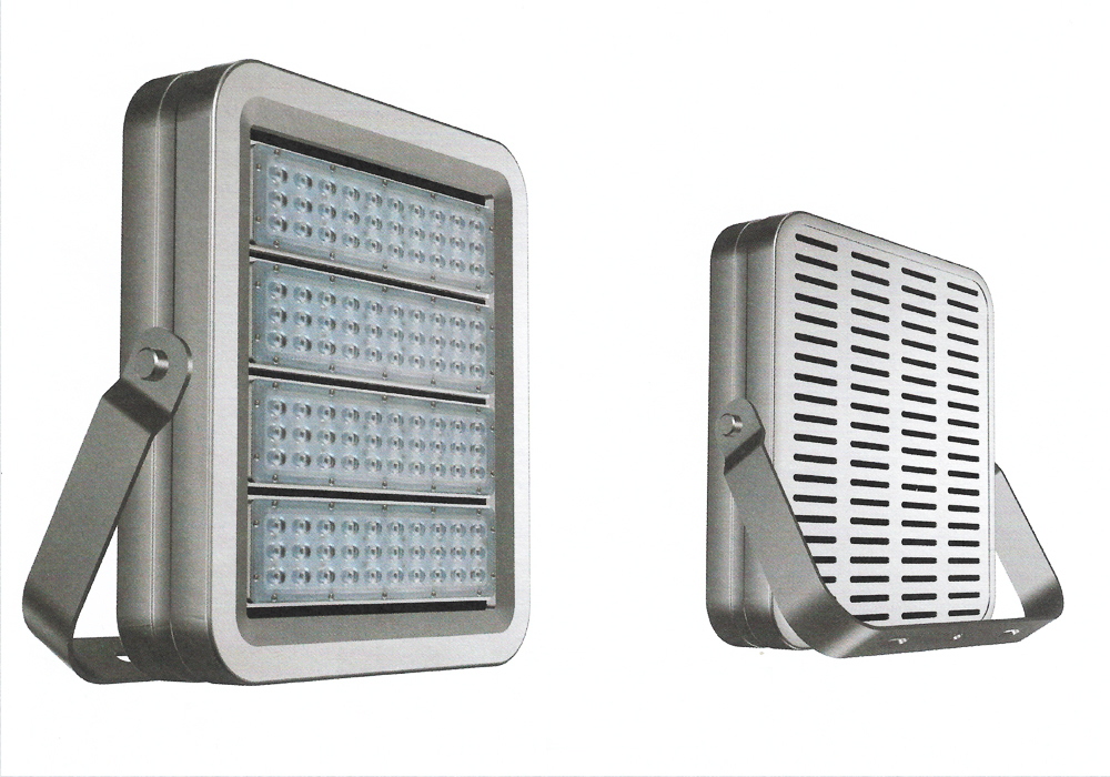 Dimmable Outdoor led flood light