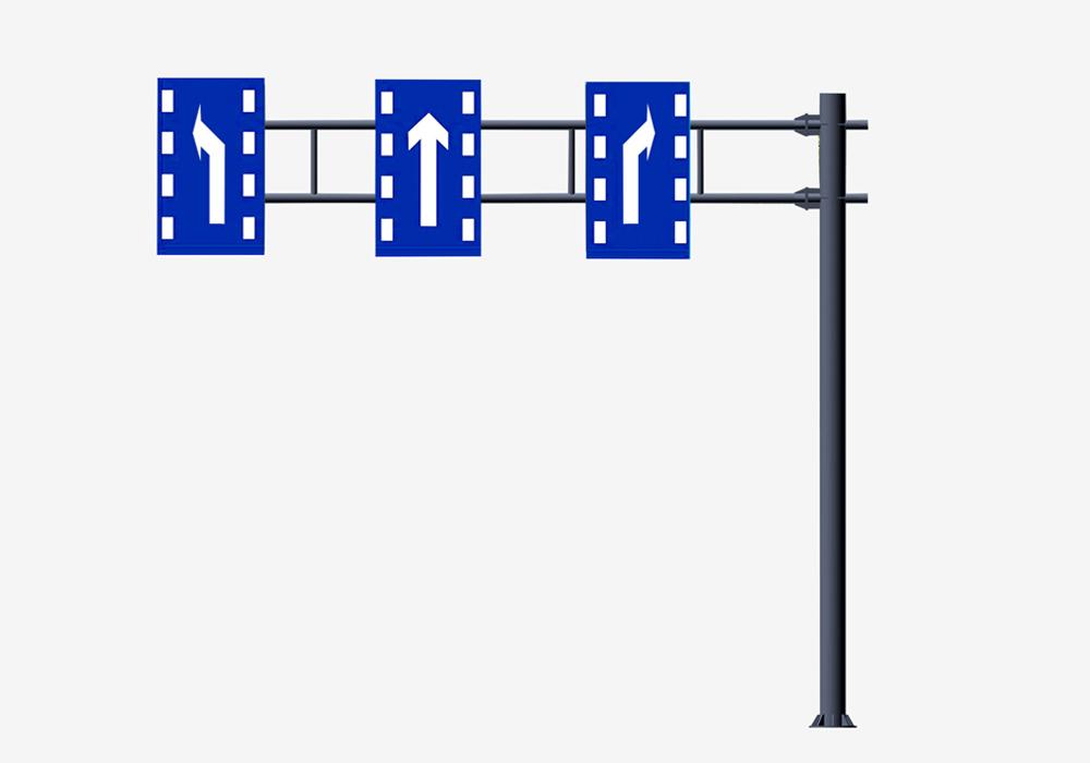 Traffic Signs Pole