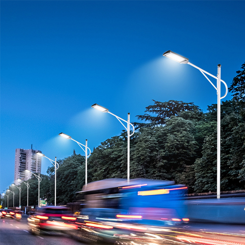 How to choose solar street lamp application place