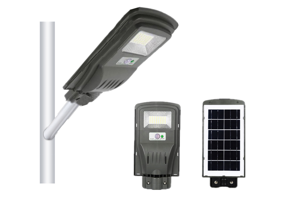 commercial solar street lights