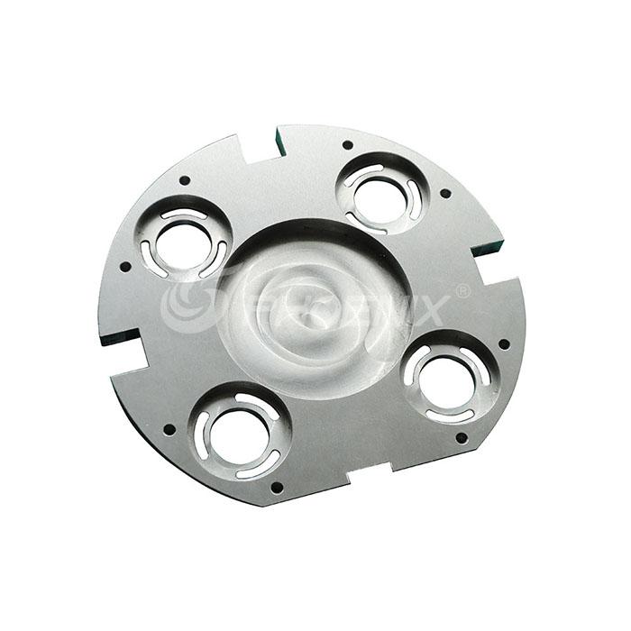 Piezas de carrera de mecanizado CNC