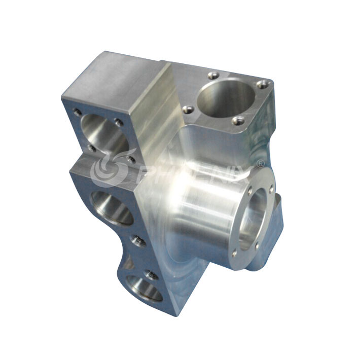 Alumiinium CNC osad