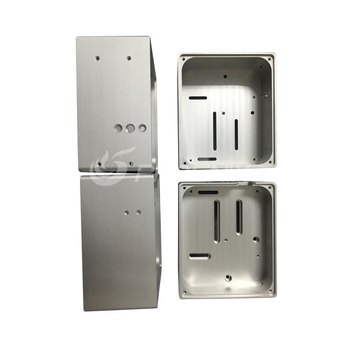 Aluminium CNC Bearbeitungsteil