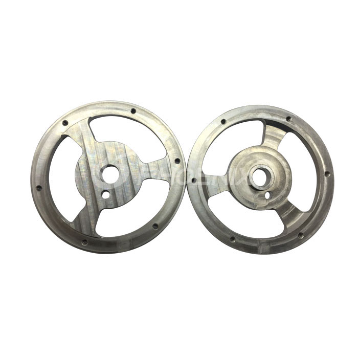 CNC mecanizado de piezas de aluminio