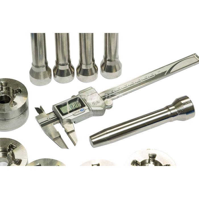 Precision CNC Titanium Machining