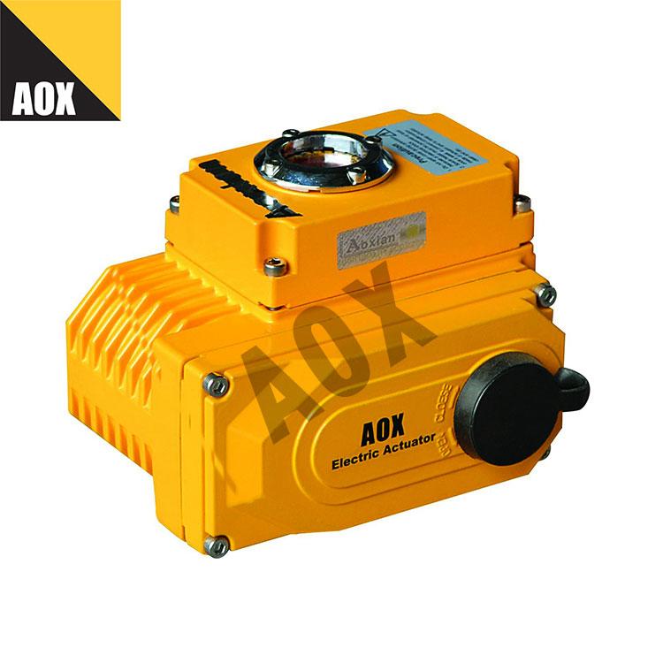 လျင်မြန်စွာ လေးပုံတပုံ အလှည့် လျှပ်စစ် actuator