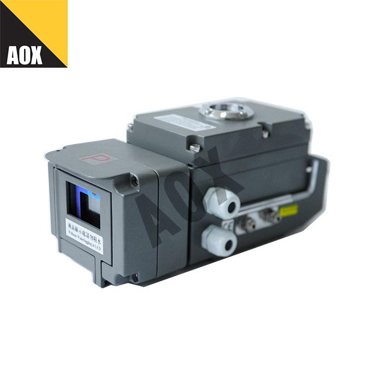 ဒေသဆိုင်ရာ ထိန်းချုပ်မှု လျှပ်စစ် actuator