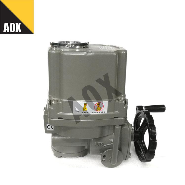 Manual mengesampingkan bagian belok listrik aktuator