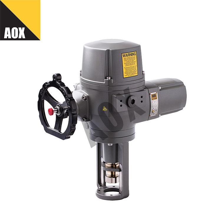 Kompaktowy liniowy elektryczny aparat