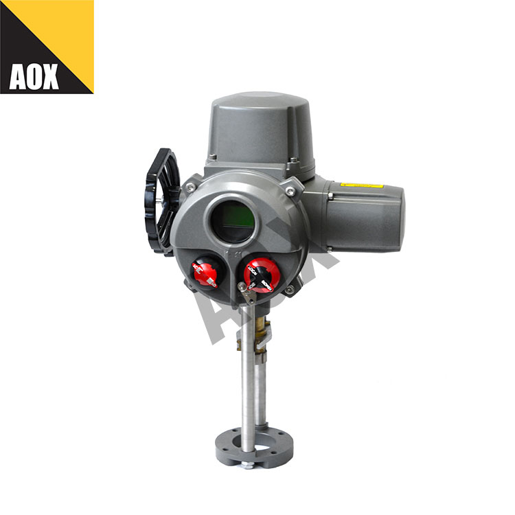 Motor operated linear actuator