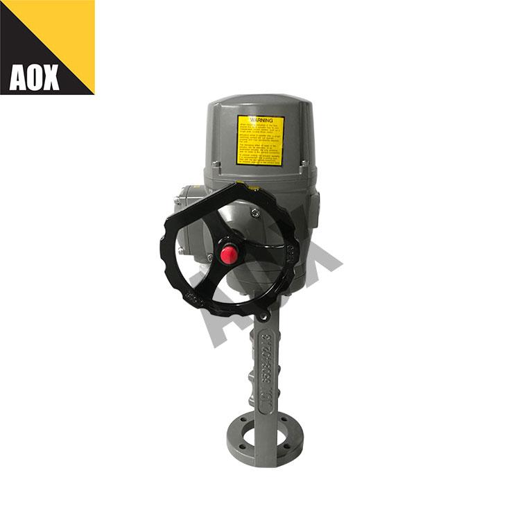 စက်တပ် linear actuator