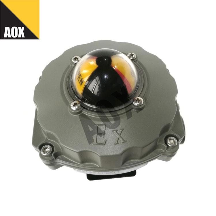 Sensor interruptor explosão prova limite interruptor caixa