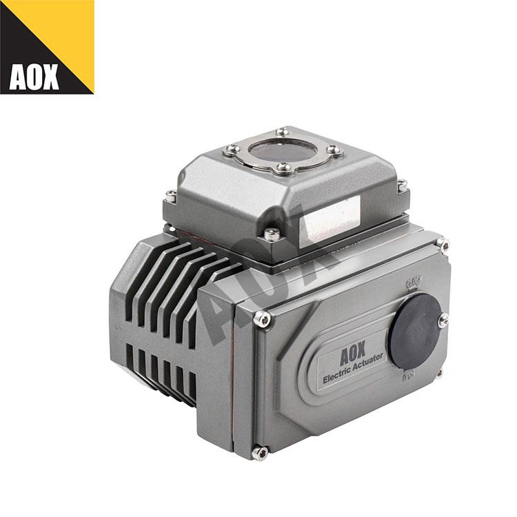 Electrical Actuator Mechanical Position Conversion