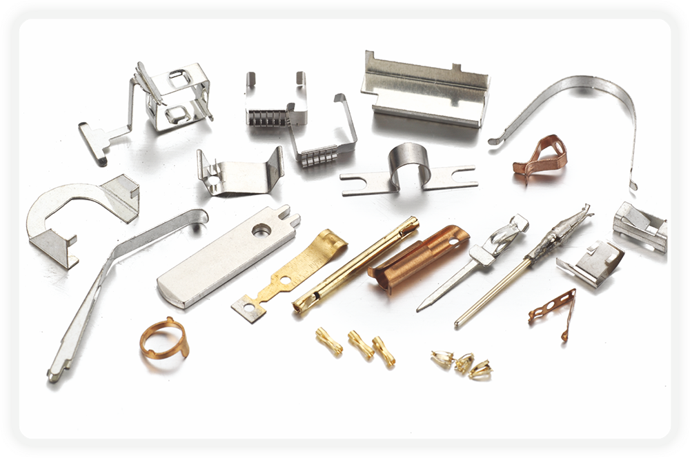 Advantages of stamping process