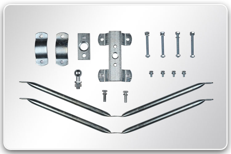 4-Point Ball Joint Mounting Bracket No.II
