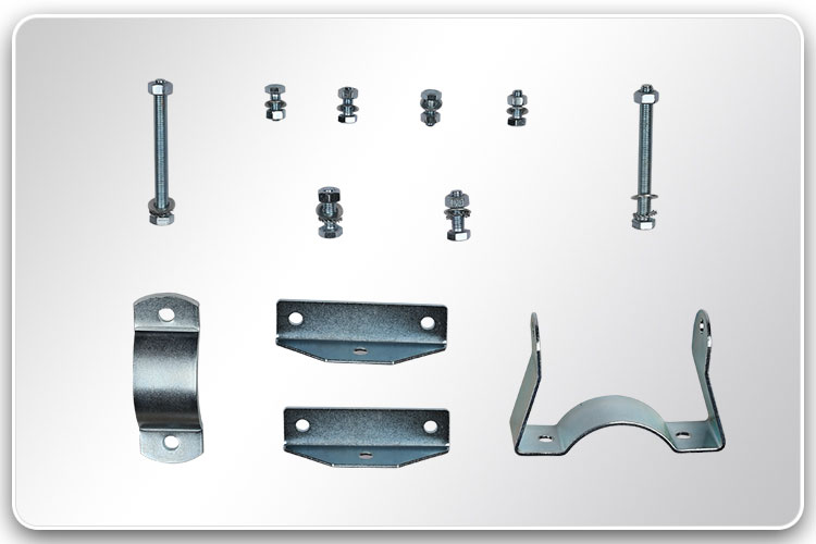2-Point Standard Fixing Bracket No.VIII