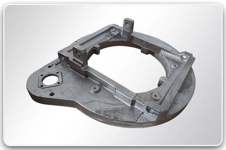 AGV Rotating Support Mounting Plate