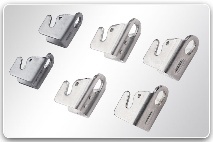 Saddle for Clamping Rings