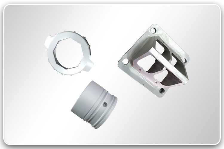 Casted and Machined Cylinder Parts