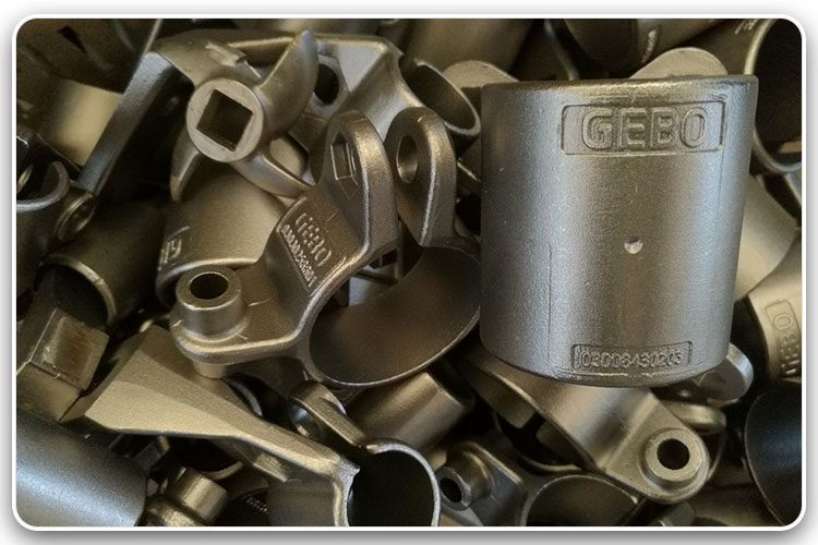 GEBO Stainless Steel Parts 10