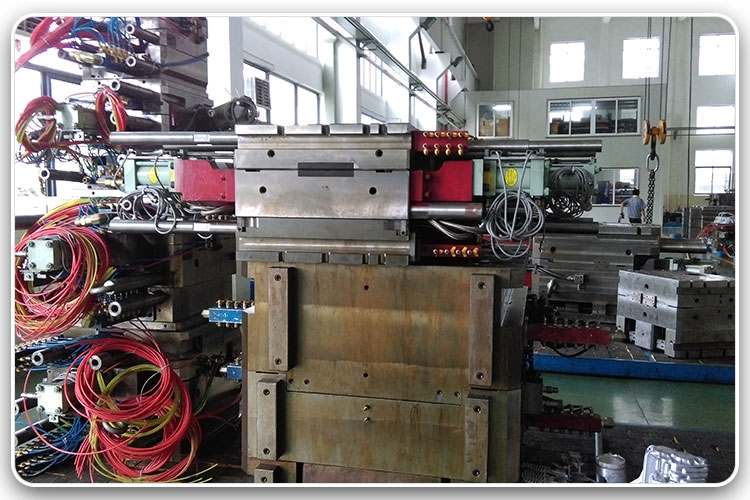 High Pressure Die Casting Tooling Picture