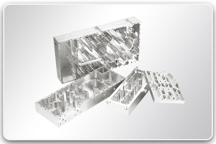 Silver Coated Telecommunication Parts