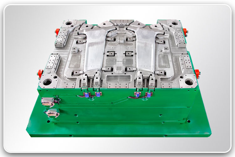 Plastic Injection Mold for Auto Parts 1-1