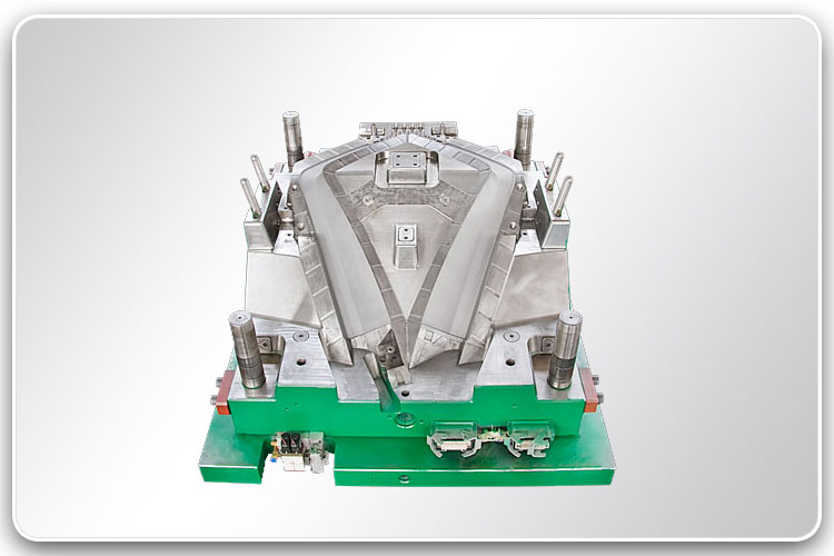 Plastic Injection Mold for Automotive Parts 2-1