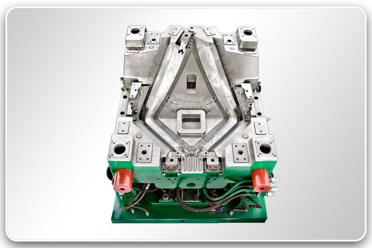 Plastic Injection Mold for Automotive Parts 2-2