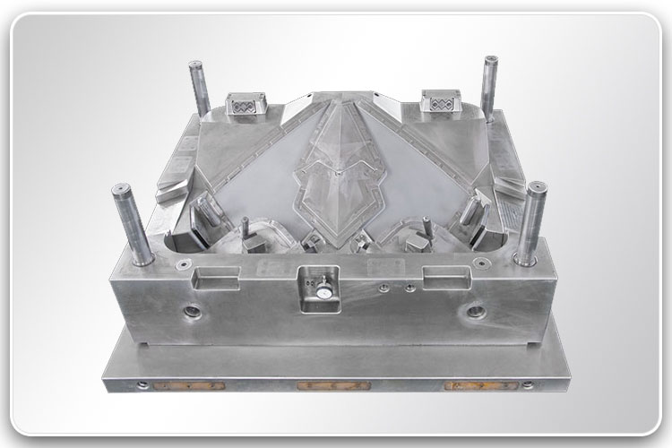 Plastic Injection Mold for Automotive Parts 4-1
