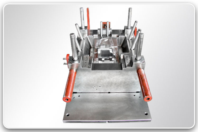 Plastic Injection Mold for Automotive Parts 8-2