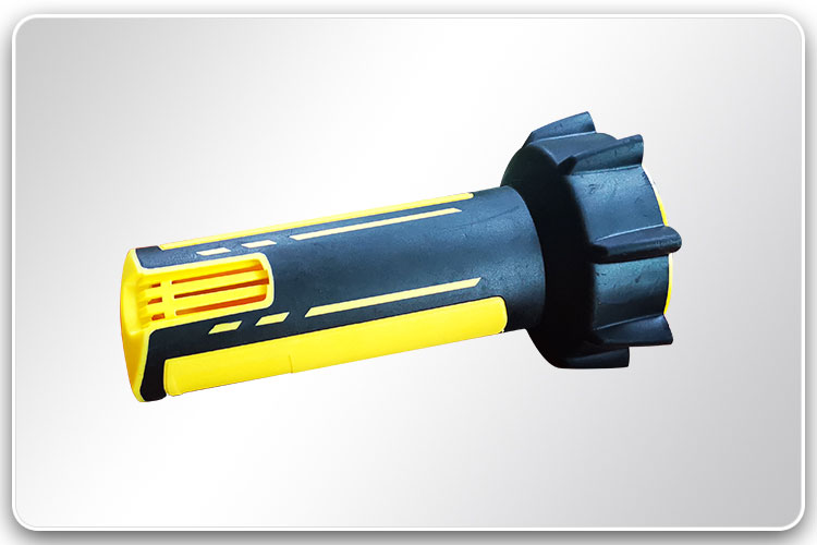 Plastic Injection Overmolded Power Tool Housing 2