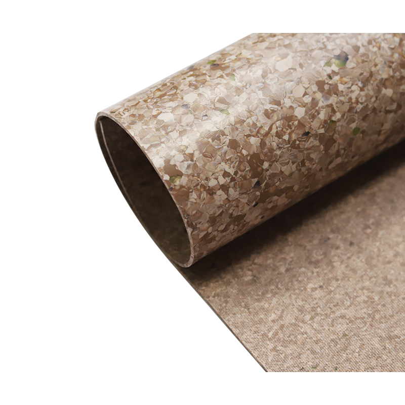 Anti-bacterial Non Slip Homogeneous Commercial Vinyl Flooring rolls